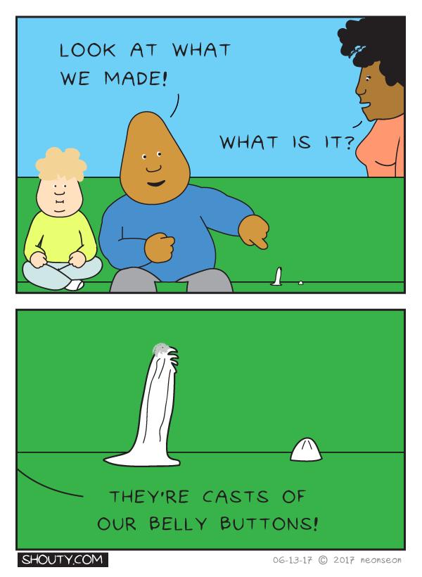 Art casting