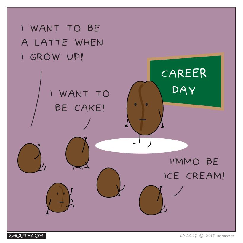 Coffee Bean Dreams