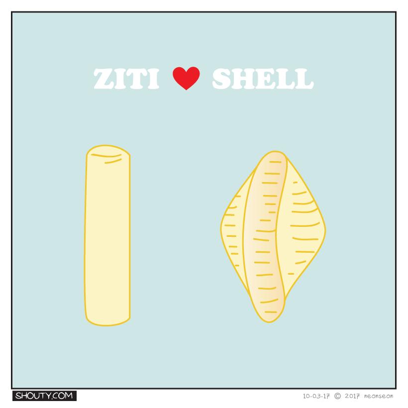 Ziti <3 Shell